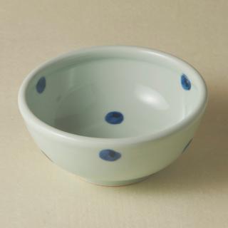 丼鉢(小)/水玉<br>small bowl
