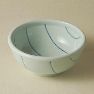 丼鉢(小)/ボーダー<br>small bowl