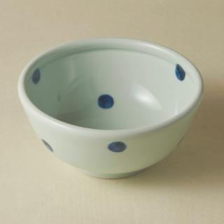 丼鉢(中)/水玉<br>medium bowl