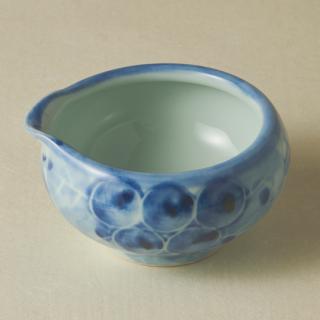 片口鉢/ぶどう絵<br>Katakuchi bowl<img class='new_mark_img2' src='https://img.shop-pro.jp/img/new/icons5.gif' style='border:none;display:inline;margin:0px;padding:0px;width:auto;' />