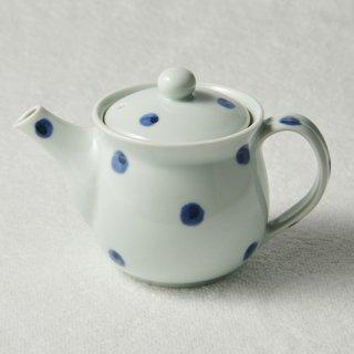 ティーポット/水玉<br>teapot