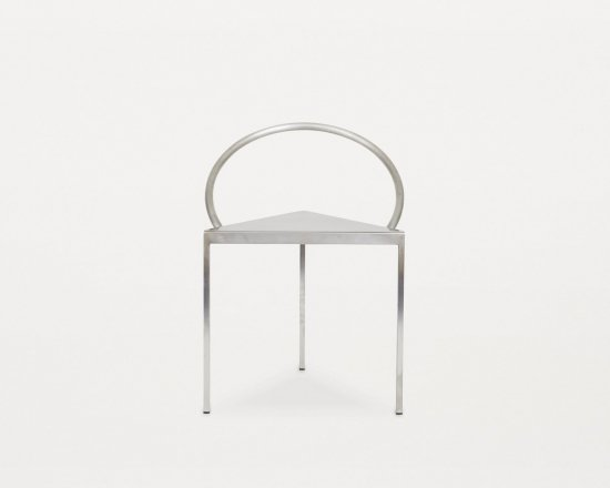 Triangolo Chair Stainless 【予約販売】