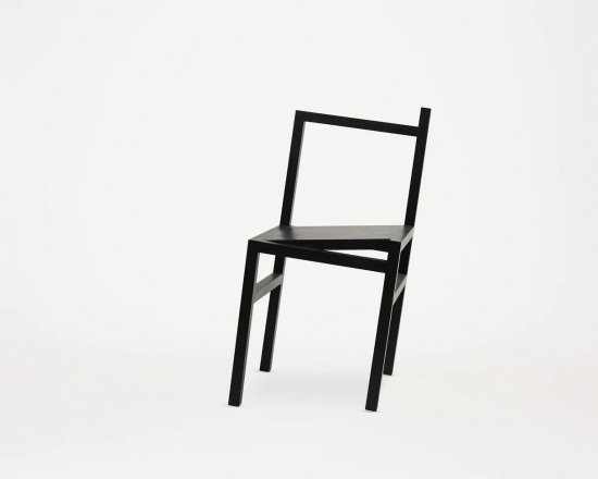 9.5° Chair Stained Black【予約販売】