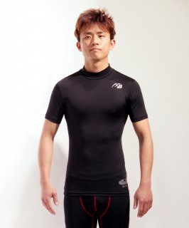 High Neck Balance Fit Tee(AXFxBelgard)