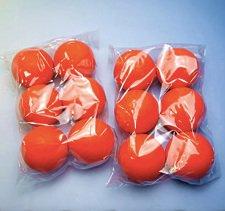 【NOCSAE公認】ラクロスボール1ケース(10ダース)
