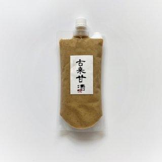 古来玄米甘酒 無加糖・ノンアルコール濃縮タイプ