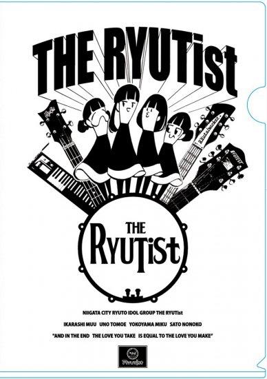 THE RYUTist Band ブロマイド入りクリアファイル