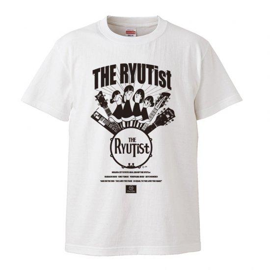 THE RYUTist イラスト(3rd ver.) Tシャツ THREE COLORS