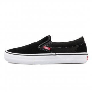 <img class='new_mark_img1' src='https://img.shop-pro.jp/img/new/icons14.gif' style='border:none;display:inline;margin:0px;padding:0px;width:auto;' />【VANS】VANS SLIP-ON PRO (BLACK WHITE GUM)