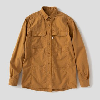 <img class='new_mark_img1' src='https://img.shop-pro.jp/img/new/icons16.gif' style='border:none;display:inline;margin:0px;padding:0px;width:auto;' />SALE 30%OFF【S H】SKI SHIRT(CAMEL)