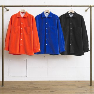 【UNUSED】US1376 Corduroy Shirt