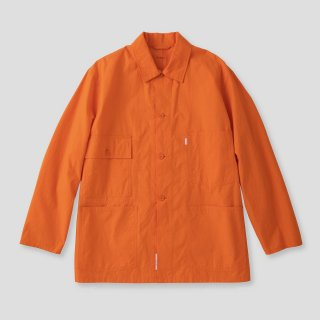 <img class='new_mark_img1' src='https://img.shop-pro.jp/img/new/icons16.gif' style='border:none;display:inline;margin:0px;padding:0px;width:auto;' />SALE 30%OFF【S H】COVERALL SHIRT(ORANGE)