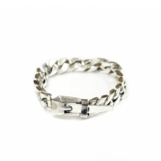 <img class='new_mark_img1' src='https://img.shop-pro.jp/img/new/icons14.gif' style='border:none;display:inline;margin:0px;padding:0px;width:auto;' />【F-LAGSTUF-F】BUCKLE BRACELET (SMALL)