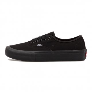 <img class='new_mark_img1' src='https://img.shop-pro.jp/img/new/icons14.gif' style='border:none;display:inline;margin:0px;padding:0px;width:auto;' />【VANS】VANS AUTHENTIC PRO(BLACK/BLACK)