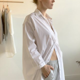 Lina Very Long Shirt