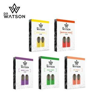 DR WATSON / CBD 6% POD CARTRIDGE  (2PCS)