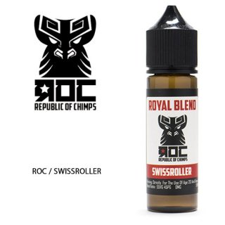 ROC / SWISS ROLLER - 50ml
