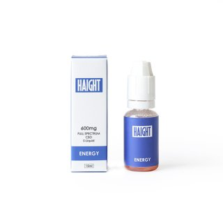 HAIGHT / FULL SPECTRUM CBD 4% E-LIQUID  - ENERGY