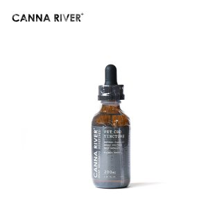 CANNA RIVER / PET CBD TINCTURE 60ml / 200mg