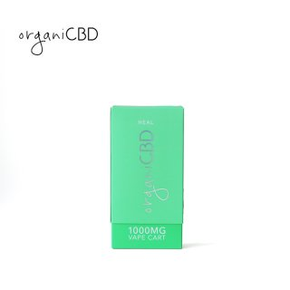 ORGANICBD / CBD CARTRIDGE - HEAL / 1ml / 600mg