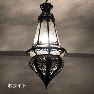 ガラスランプ ティアーM/ホワイト