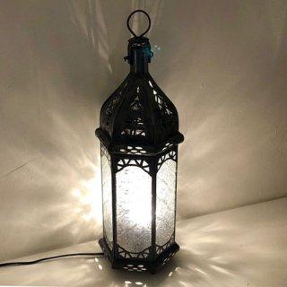 モロッコ ランプ  プチ/ホワイト