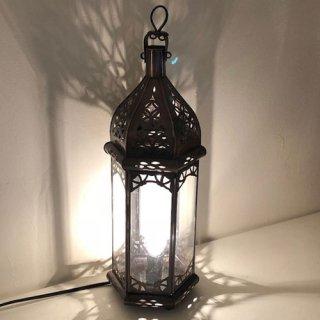 モロッコ ランプ  プチ/クリア