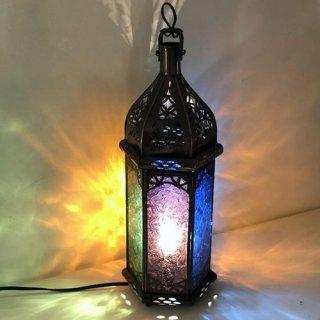 モロッコ ランプ  プチ/ミックス