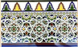 モロッコ タイル S