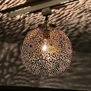 真鍮ランプ  アグダルM/ゴールド