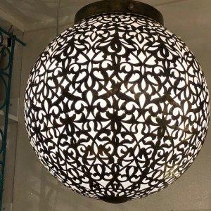 真鍮ランプ  ルシオールM/ゴールド