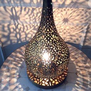 真鍮ランプ  マムーニアM/ゴールド