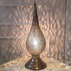 真鍮ランプ  マムーニアS/ゴールド