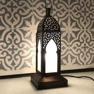 真鍮ランプ  クトゥビア/ゴールド