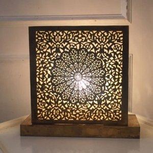 真鍮ランプ  ローリエ/ゴールド