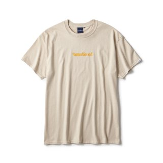 Archive Logo SS Tee / Sand