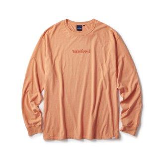 Archive Logo Pigment LS Tee / Orange
