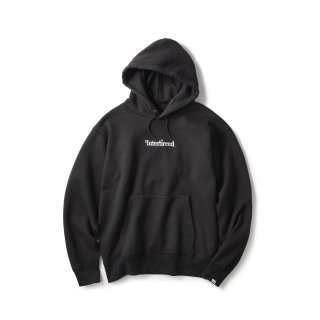 Archive Logo Pullover Hoodie / Black