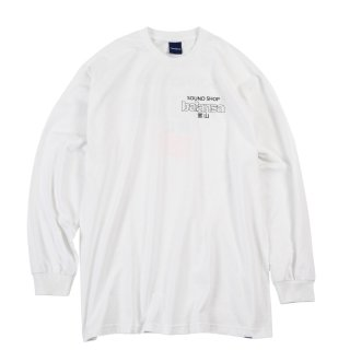 "balansa X INTERBREED ""Compact Cassette LS Tee"" / White"