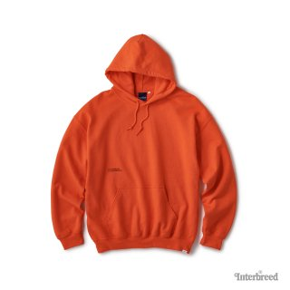 "Ernie Paniccioli for INTERBREED""Queen L.Boogie Hoodie"" / Orange"