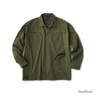 Field Tech Shirts Jacket / Olive