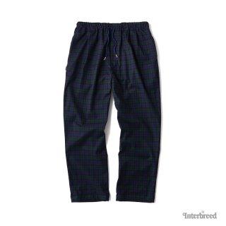 Patterned Pajama Pants / Blackwatch