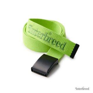 Spring Tone Logo Belt / Lt Green