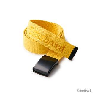 Spring Tone Logo Belt / Yellow