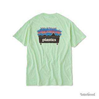 Plastic SS Tee / Mint