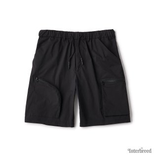 Field Tech Shorts / Black
