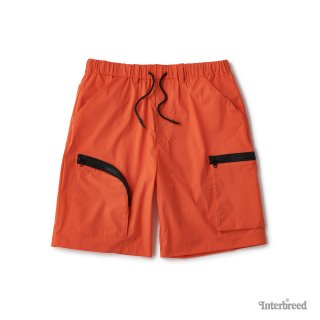 Field Tech Shorts / Orange