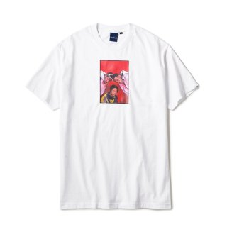 "Ernie Paniccioli for INTERBREED ""The Fugees '93 SS Tee"" / White"