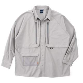 Field Tech Light Jacket / Lt Grey