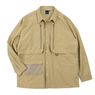 Field Tech Light Jacket / Beige